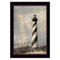 "LD922-712 ""Cape Hatteras Lighthouse"""