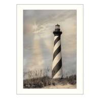 "LD922-712W ""Cape Hatteras Lighthouse"""