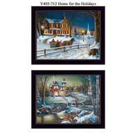 "V405-712 ""Home for the Holidays"""