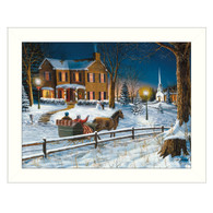 "JH134-712W ""Home for the Holidays"""