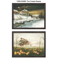 "V409-636MB ""Two Country Seasons"""