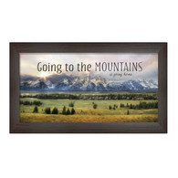 """LD917-636MB """"Going to the Mountains"""""""