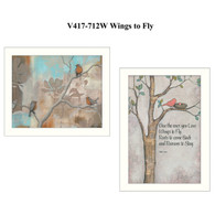 "V417-712W ""Wings to Fly"""