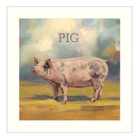 """COW308-712W """"Piper the Pig"""""""