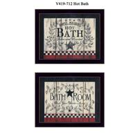 "V419-712 ""Hot Bath"""