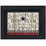"""LS1617A-405 """"Bathroom"""""""