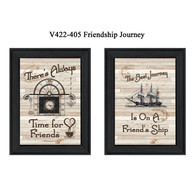 "V422-405 ""Friendship Journey"""