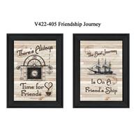 """V422-405 """"Friendship Journey"""""""