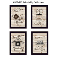 "V423-712 ""Friendship Collection"""