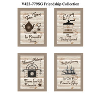 "V423-779SG ""Friendship Collection"""