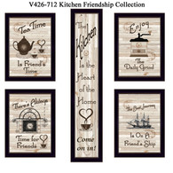 "V426-712  ""Kitchen Friendship Collection"""