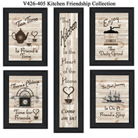 "V426-405  ""Kitchen Friendship Collection"""