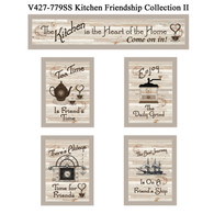 "V427-779SS ""Kitchen Friendship Collection II"""