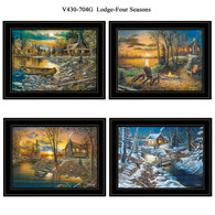"V430-704G ""Lodge-Four Seasons"""