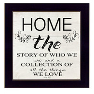 "CIN910-712 ""Home-A story of who we are"""