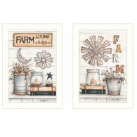 V441-712W Farm Living