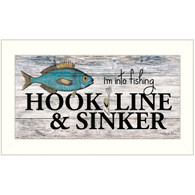 "RLV591-712W ""Hook Line and Sinker"""