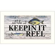 """RLV592-712W """"Keepin it Reel"""""""