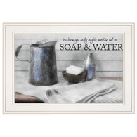 """RLV668-226G """"Soap & Water"""""""