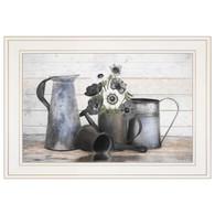 """RLV665-226G """"Floral Farmhouse I"""""""