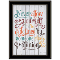 """SB380-704G """"Never Allow Yourself"""""""