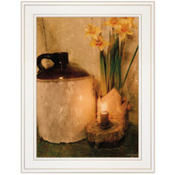 "ANT111-226G ""Daffodils by Candlelight"""