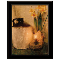 "ANT111-704G ""Daffodils by Candlelight"""