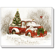 "63201-CT - ""Vintage Christmas Tree Truck"""