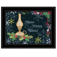 """ALP1706-704G """"Warm Winter Wishes"""""""