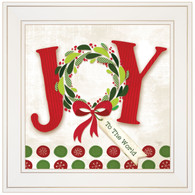"MOL1756-226G ""Joy to the World"""