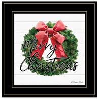 "SB577-704G ""Merry Christmas Wreath"""