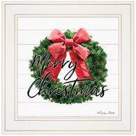 "SB577-226G ""Merry Christmas Wreath"""