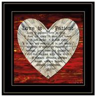 "CIN120-704G ""Love is Patient"""