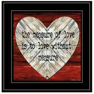 "CIN119-704G ""The Measure of Love"""