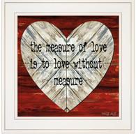 "CIN119-226G ""The Measure of Love"""