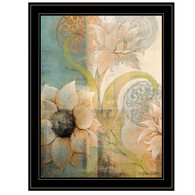 "DD1113-704G ""Meandering Flowers I"""