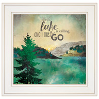 "MA2058-226G ""The Lake is Calling"""