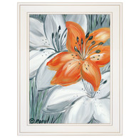 "REAR170-226G ""Tiger Lily in Orange"""
