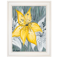 """REAR169-226G """"Tiger Lily in Yellow"""""""