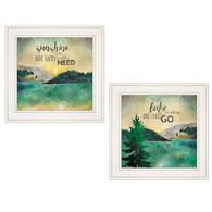 """V472-226G """"Lake/Sunshine"""""""