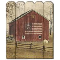 """BJ1139P - """"Flag Barn"""""""