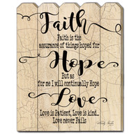 "CIN441P - ""Faith Hope Love"""