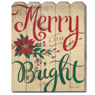 "CIN624P ""Merry & Bright"""
