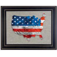 "TDAR135USA-E-704G - ""WTP American Flag"""