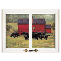 "WCOW219-226G ""By the Red Barn"""