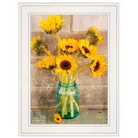 "ANT124-226G ""Country Sunflowers"""