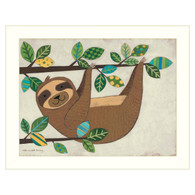 "BER1315-712W  ""Hanging Sloth"""