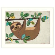 """BER1315-712W  """"Hanging Sloth"""""""