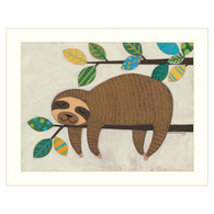 "BER1316-712W  ""Sleeping Sloth"""