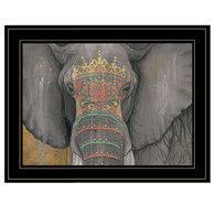 "BHAR461-704G  ""Tattooed Elephant"""